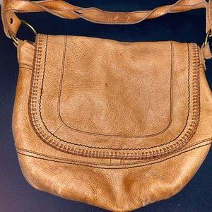 Fossil Fifty-Four Leather Purse